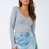 Distressed Diva Mini Skirt