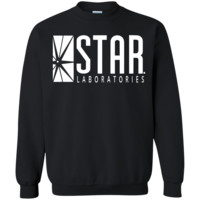 the flash: star laboratories sweatshirt, T-Shirt