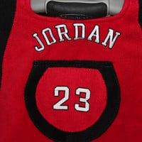 Jordan Theme Winter Weight Carrier Cover
