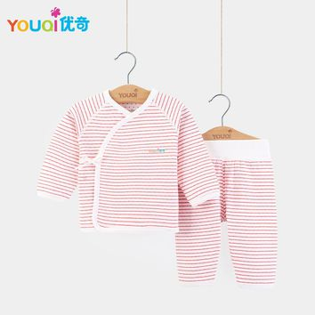 Newborns Clothes Soft Cotton Baby Boys 3 6 Months Girls Pajamas Clothing Set Spring Summer Toddler Infant Costumes For Newborns