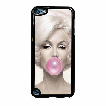 Marilyn Monroe Bubble Gum iPod Touch 5th Generation Case