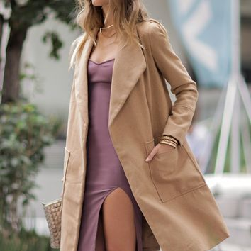 Meet In Manhattan Coat