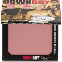 theBalm Shadow/Blush, down