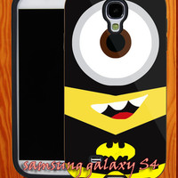 Superhero Costum-Minion-Bat-man-Despicable-Me-Cover Case Samsung Galaxy S2 i9100, S3 I9300, S4 I9500 Case Or IPhone 4,4S,5 Case-A26062013-1-