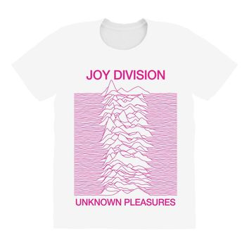 Joy Division Unknown Pleasures All Over Women's T-shirt