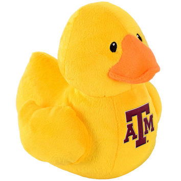 "Texas A&M Aggies 8"" Plush Duck"