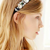 Hallway Of Jewels Headband- Black One