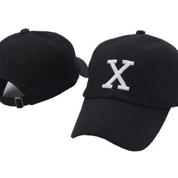 Malcolm X Cap Brand Black Dad Hat Custom Unstructured Malcolm Baseball Cap Any Means New Commemorate Hat Men Women Snapback Caps