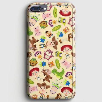 Disney Toy Story Pattern iPhone 7 Plus Case | casescraft