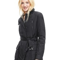 Banana Republic Womens Black Field Jacket