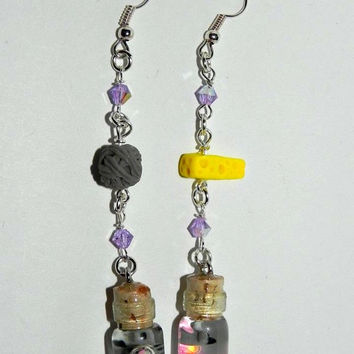 Of Mouse and Cat Earrings