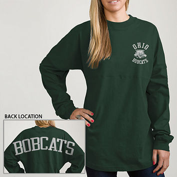 Ohio University Women's Ra Ra Long Sleeve T-Shirt
