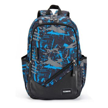 Men's Backpacks 2017 New School Bags for Teenagers Women Laptop Backpack Camouflage Rucksacks Casual Travel Backpacks Satchel