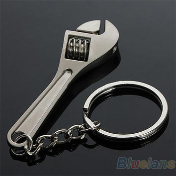 Creative Tool Wrench Spanner Key Chain