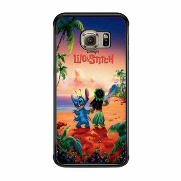 lilo and stitch samsung galaxy s7 s7 edge s3 s4 s5 s6 cases