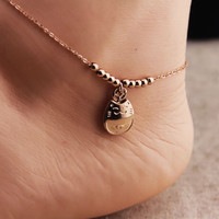 Shiny Sexy New Arrival Jewelry Gift Ladies Cute Stylish Titanium Anklet [8169870023]