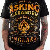 Asking Alexandria T-Shirt - High Grade