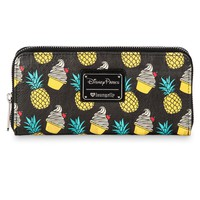 Disney Parks Pineapple Swirl Wallet by Loungefly New with Tags