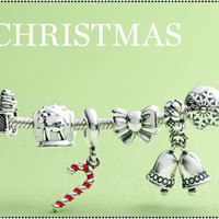 Pandora Christmas Charms, Holiday Charms & Beads | Nordstrom