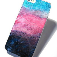 case cover fits iphone models,glitter,sparkle,galaxy,abstract,space,3D,bright