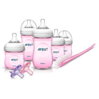 AVENT Natural Infant Starter Set in Pink