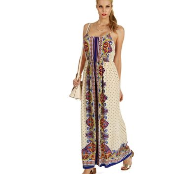 Promo- Lookout Point Maxi Dress