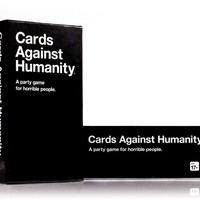 Card Against Humanity Complete Bundle Set Base Set Plus 1st 2nd 3rd 4th 5th Expansion Packs New