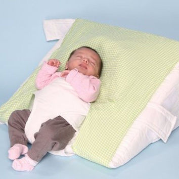 Baby AR Pillow - Acid Reflux Pillow Wedge for Babies and Infants - Safely Ele...