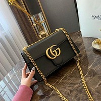 GUCCI GG Chain Shoulder bag