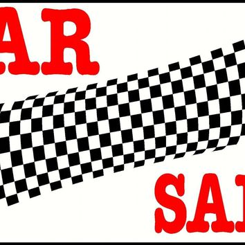 Car Sale heavy duty 13oz Banner outdoor sign used car truck dealer store