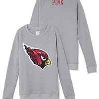 Arizona Cardinals Bling Crew - PINK - Victoria's Secret