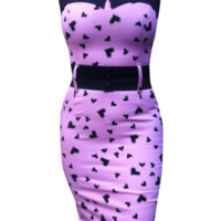 Women's Hearts Darling Dress