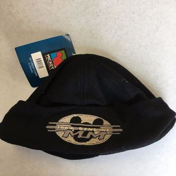 DCCKIHN BRAND NEW FRESH CAPS MICKEY MOUSE DISNEY BLACK BUCKET HAT SHIPPING