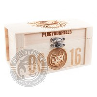 10 Years Strong Premium Engraved Plug Chest - Limited Edition