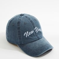 New York Vintage Washed Dad Hat | Hats & Beanies | rue21