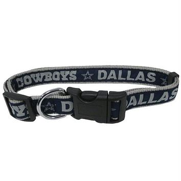 Dallas Cowboys Pet Collar