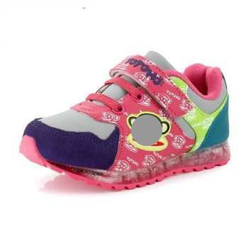 PEAPIX3 Bright Colorful Creative Shoes Lightning Casual Korean Stylish Lights [4919913988]