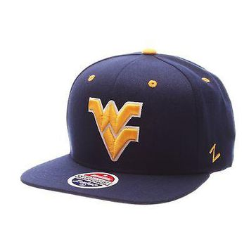 Licensed West Virginia Mountaineers Official NCAA Z11 Adjustable Hat Cap by Zephyr 248690 KO_19_1