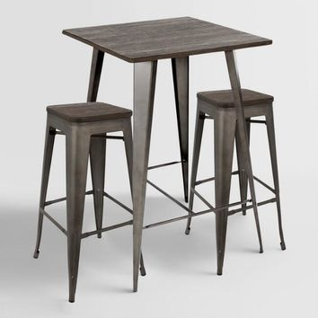 Espresso Arwen Pub Dining Collection