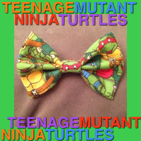 Teenage Mutant Ninja Turtles Hairbow