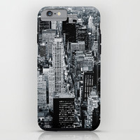 NYC - Big Apple iPhone & iPod Case by Davide Carnevale