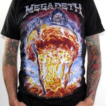 Megadeth T-Shirt - Countdown To Extinction