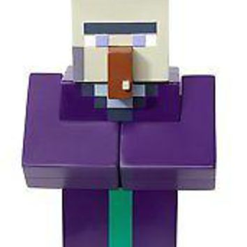 """Minecraft Potion Throwing Witch Basic Figure, 5"""""""