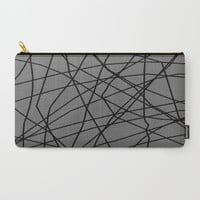 paucina v.2 Carry-All Pouch by Trebam | Society6
