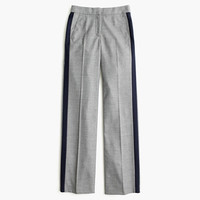 J.Crew Womens Collection Tuxedo Pant In Italian Wool Flannel