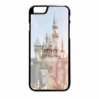 Disney Never Stop Dreaming iPhone 6 Plus Case
