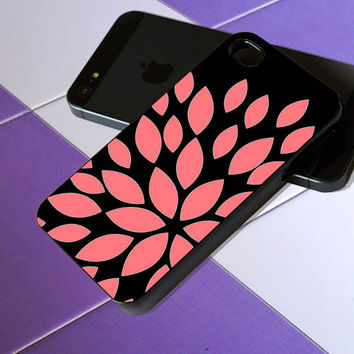 Coral Flower - iPhone 4 / iPhone 4S / iPhone 5 / Samsung S2 / Samsung S3 / Samsung S4 Case Cover