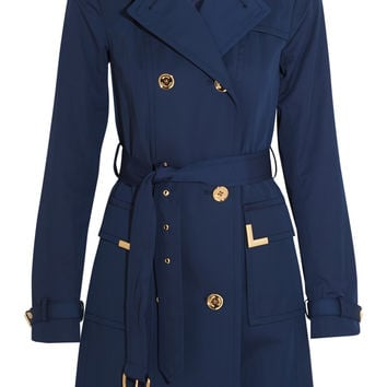 MICHAEL Michael Kors - Beverly cotton-blend trench coat