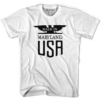 Maryland Vintage Eagle T-shirt