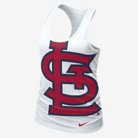 Check it out. I found this Nike Graphic (MLB Cardinals) Women's Tank Top at Nike online.